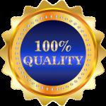 Qualität-Logo
