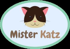 Logo vom Schmusetuch-Hersteller Mister Katz