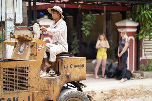 Kinderarbeit in Kambodscha