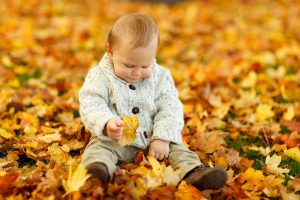 Herbstbaby
