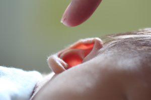 Baby-Ohr schützen
