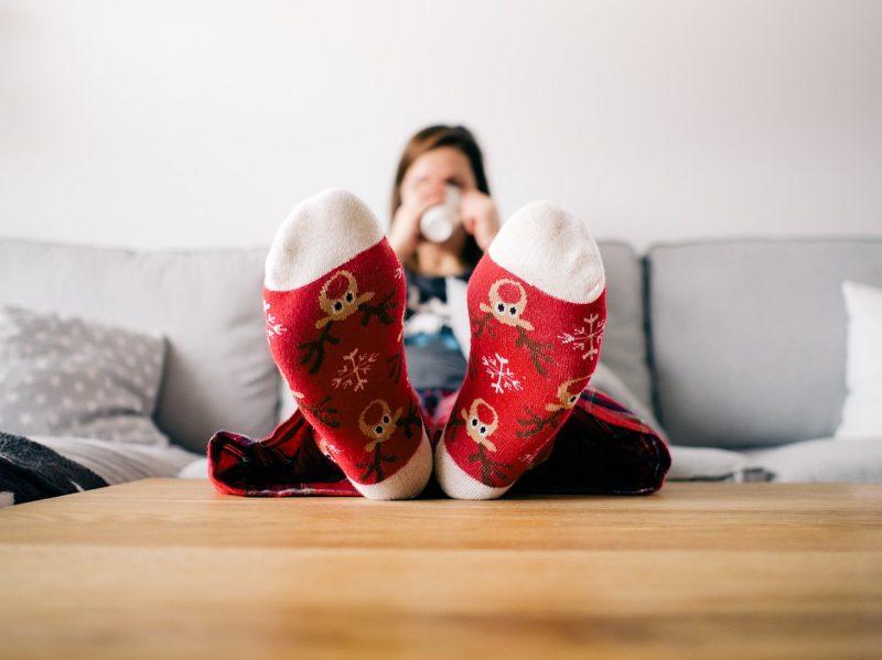 Zu Weihnachten locker bleiben